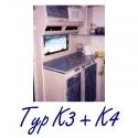 Typ K3 + K4