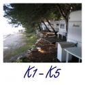 K1 - K5